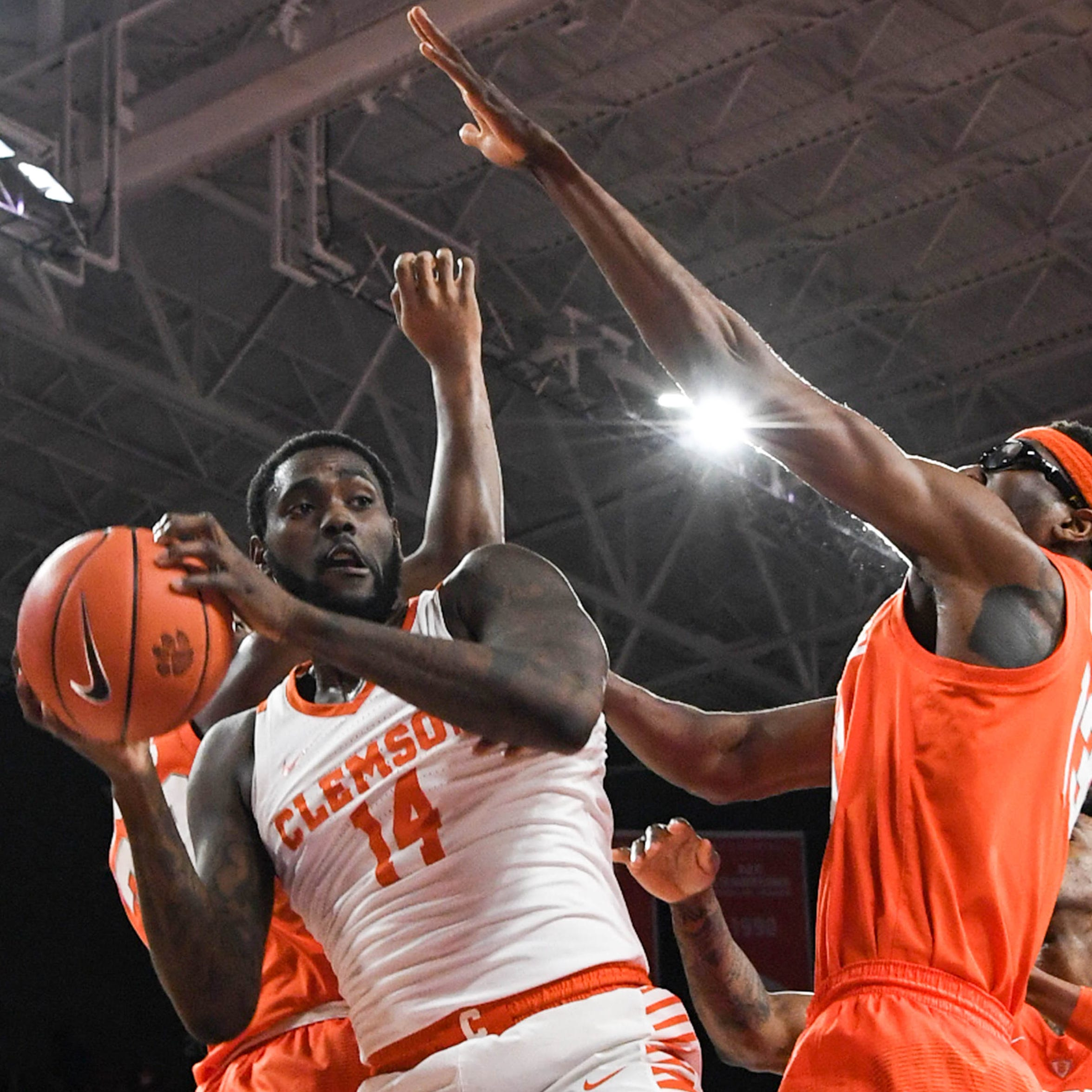 For Clemson basketball, March Madness hopes rest on N.C. State game