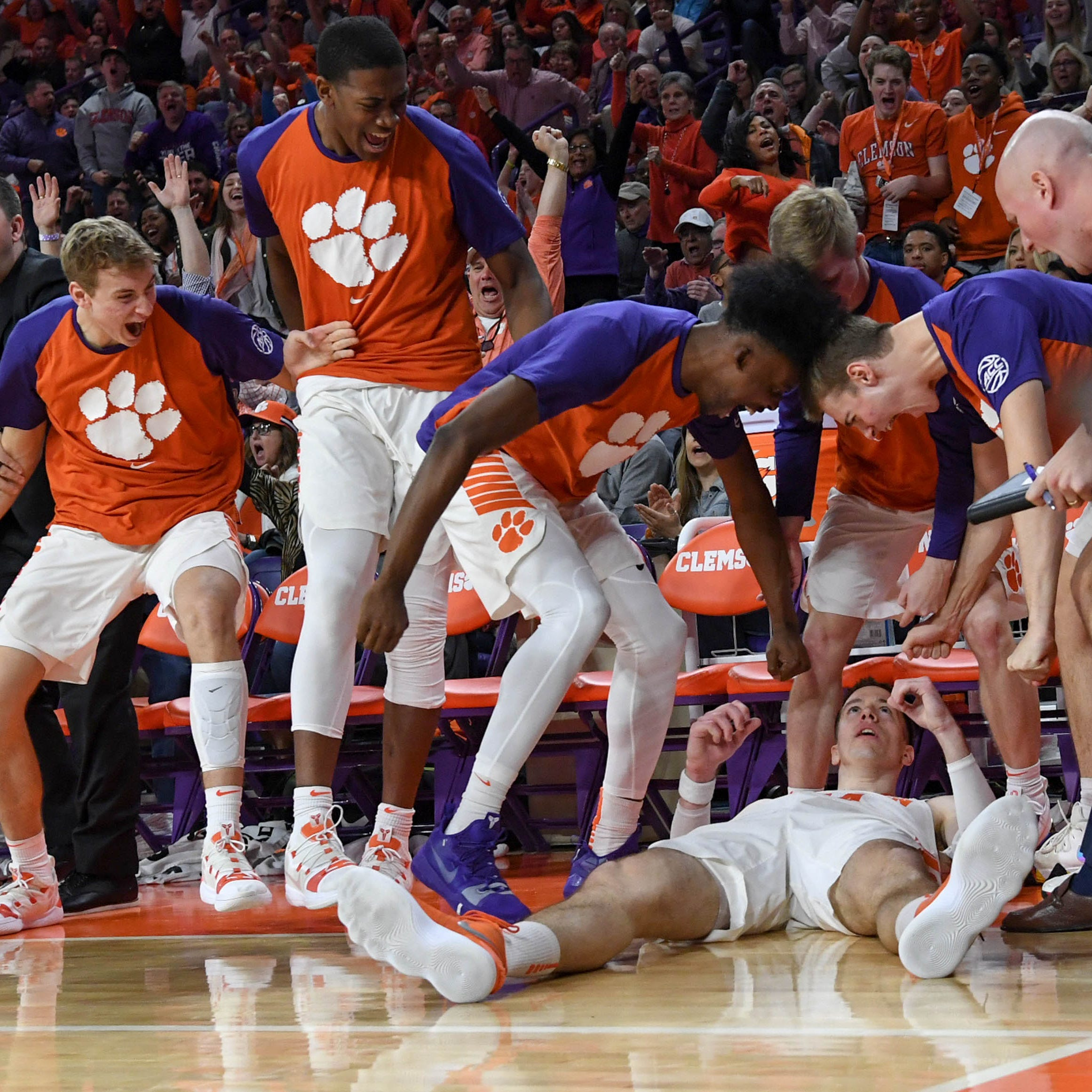 Clemson basketball beats Syracuse, strengthens March Madness resume