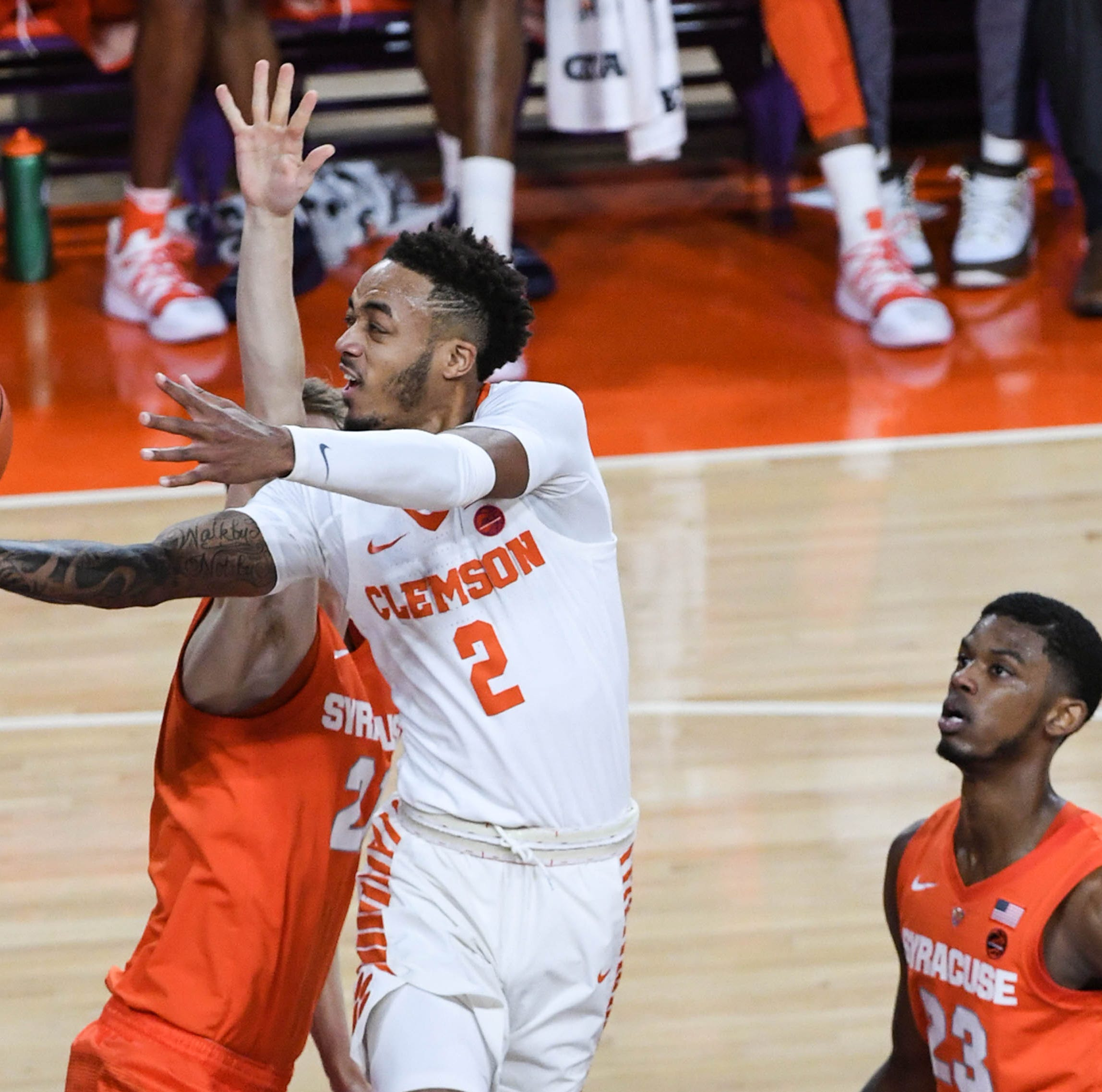 Clemson's Marcquise Reed gets All-Atlantic Coast Conference recognition