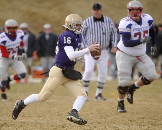 Gary Wagner was a standout athlete at Havre and led the Carroll College to an NAIA national football title in 2010.
