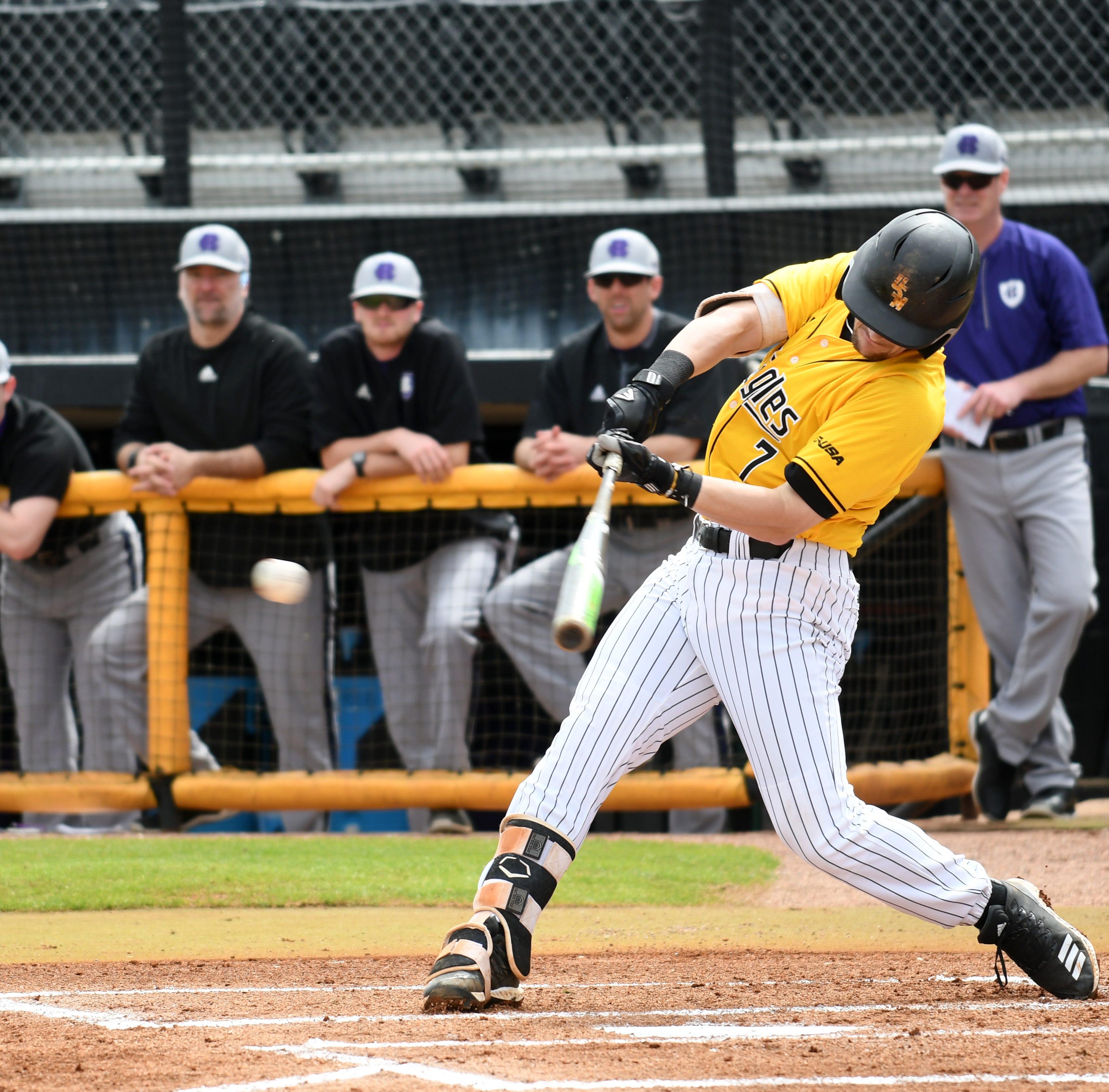 Southern Miss baseball rallies late to beat Louisiana-Monroe, 5-4