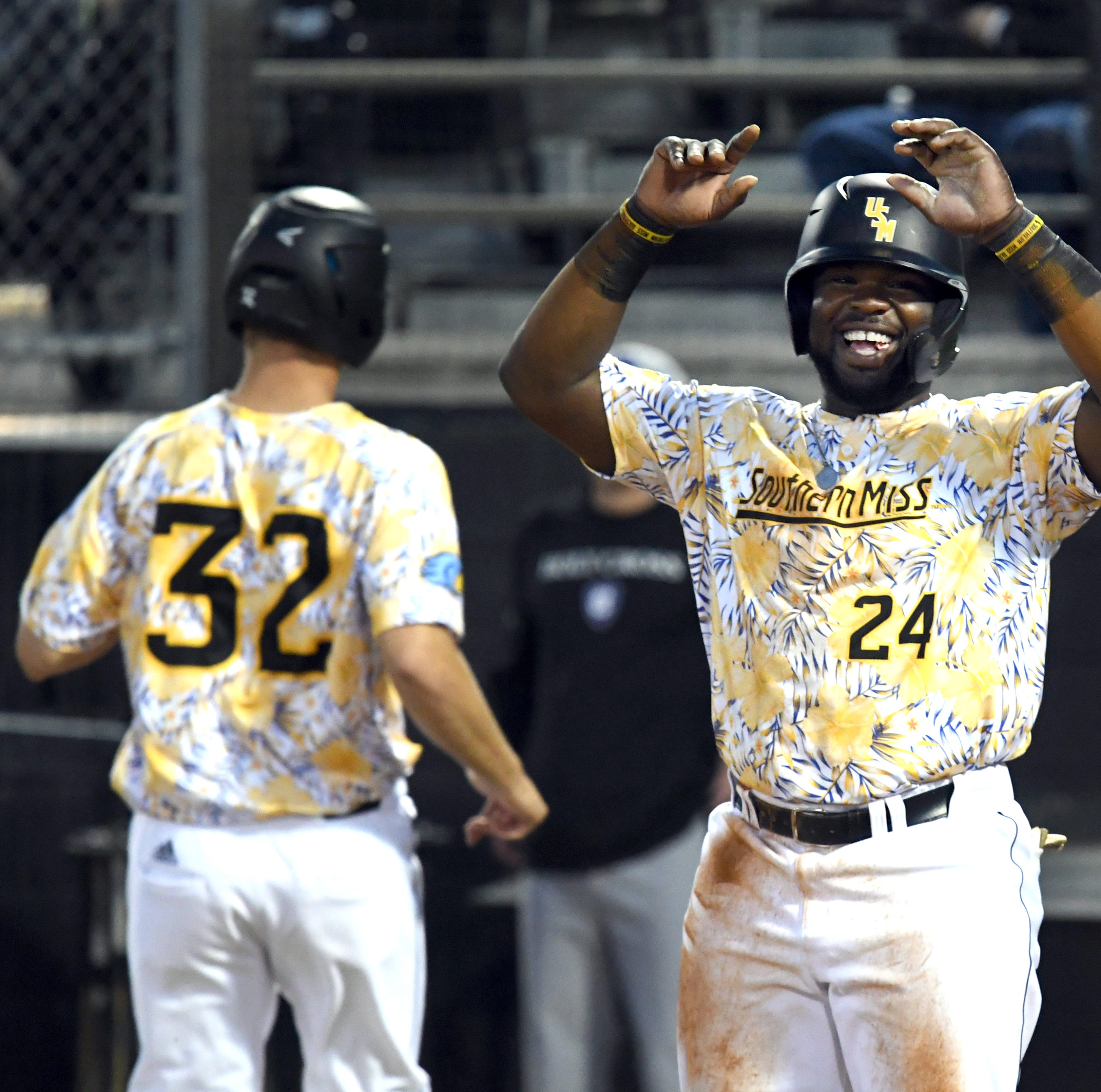 USM's bats have awoken, but there's still work to be done, Scott Berry says