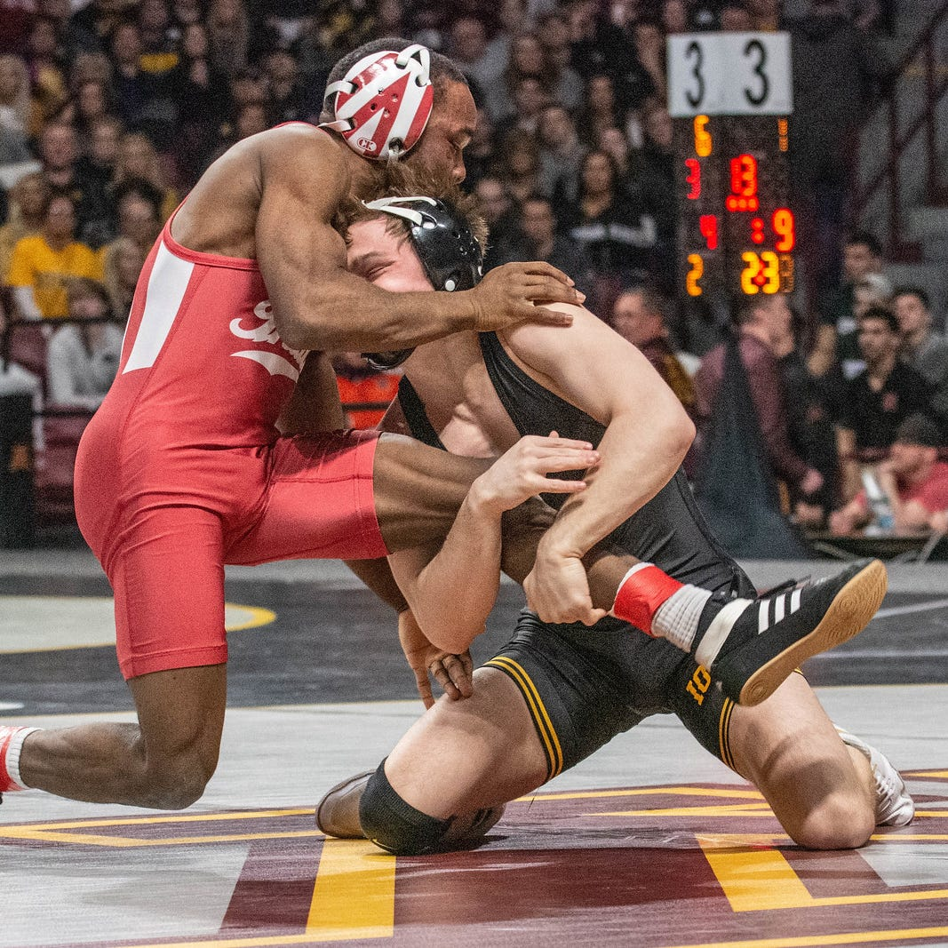 Breaking down the Iowa, Iowa State and Northern Iowa wrestling programs' conference tournament performances