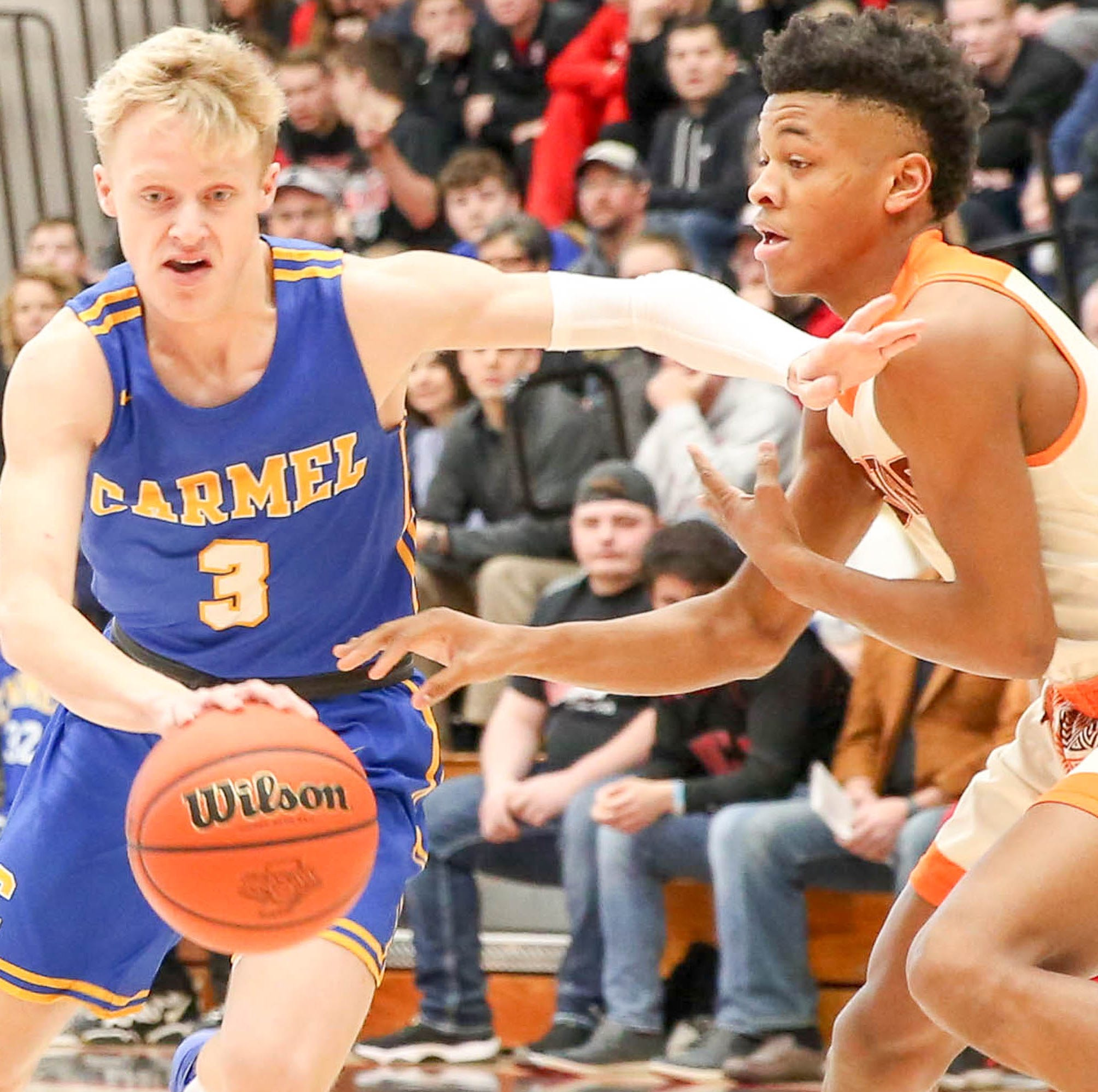 Carmel beat Zionsville to win a regional title. The Greyhounds' method is boring, but it works.