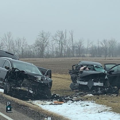 One person dead after head-on collision on State Road 47 in Boone County