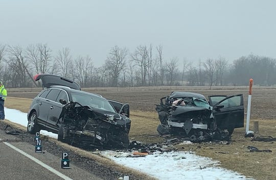 One person died in an accident March 9, 2019, near County Road 600 West on State Road 47 in Boone County, Indiana.