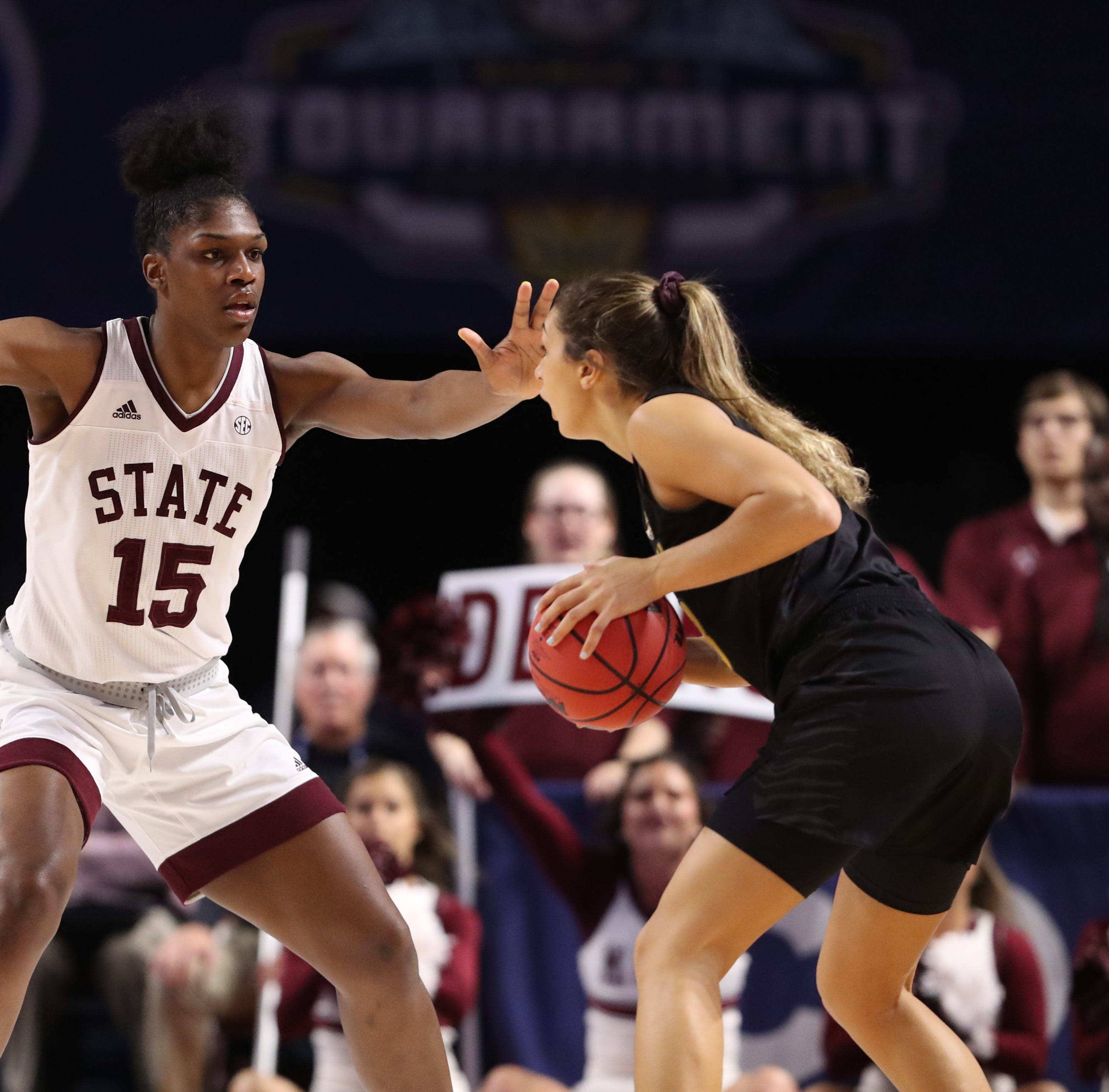 Mississippi State's Teaira McCowan taken by Indiana Fever in WNBA Draft