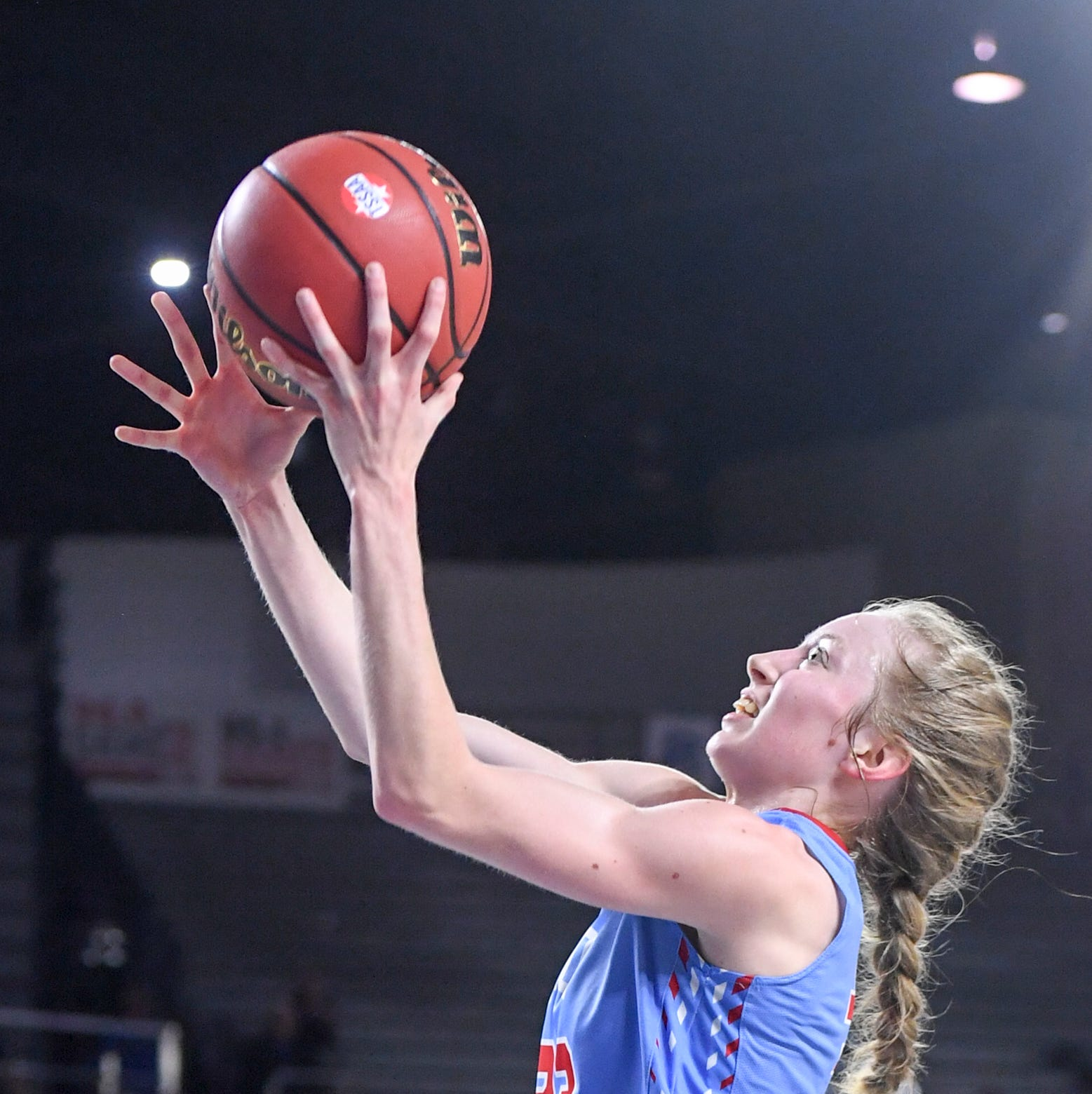 K.J. White leads Gibson County past Midway in state semifinals matchup