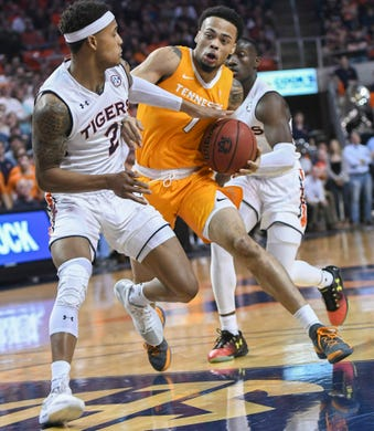 Tennessee Basketball Set As No 3 Seed In Sec Tournament
