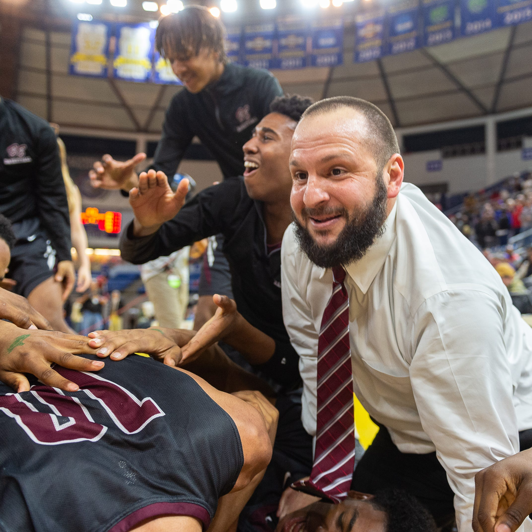 Chad Pourciau named Coach of the Year to lead Class 4A All-State team