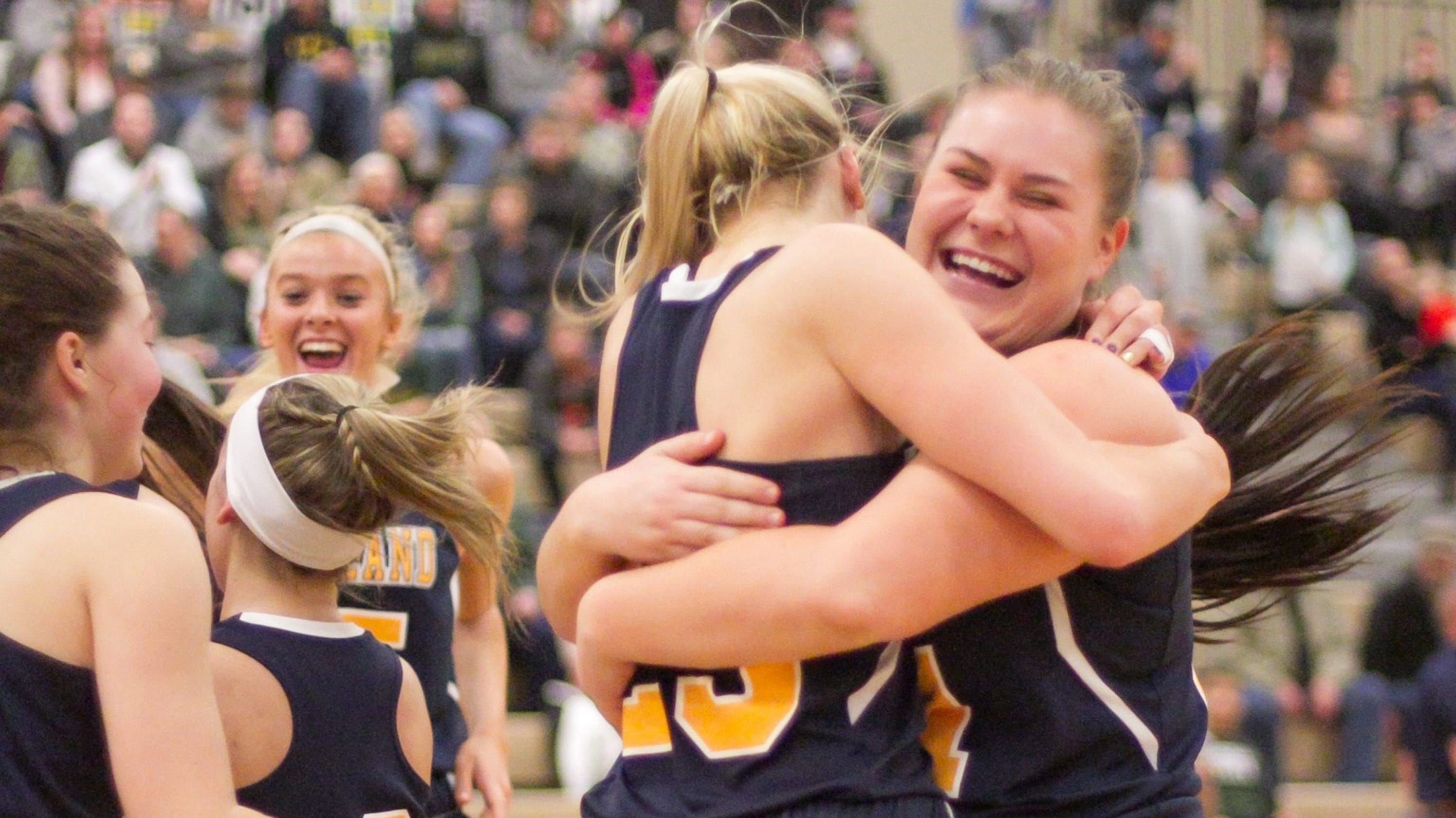 schedule semifinals, regional Girls basketball: MHSAA finals