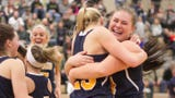 Hartland senior Tess Klavon talks about embracing her limited on-court role with a district championship team.