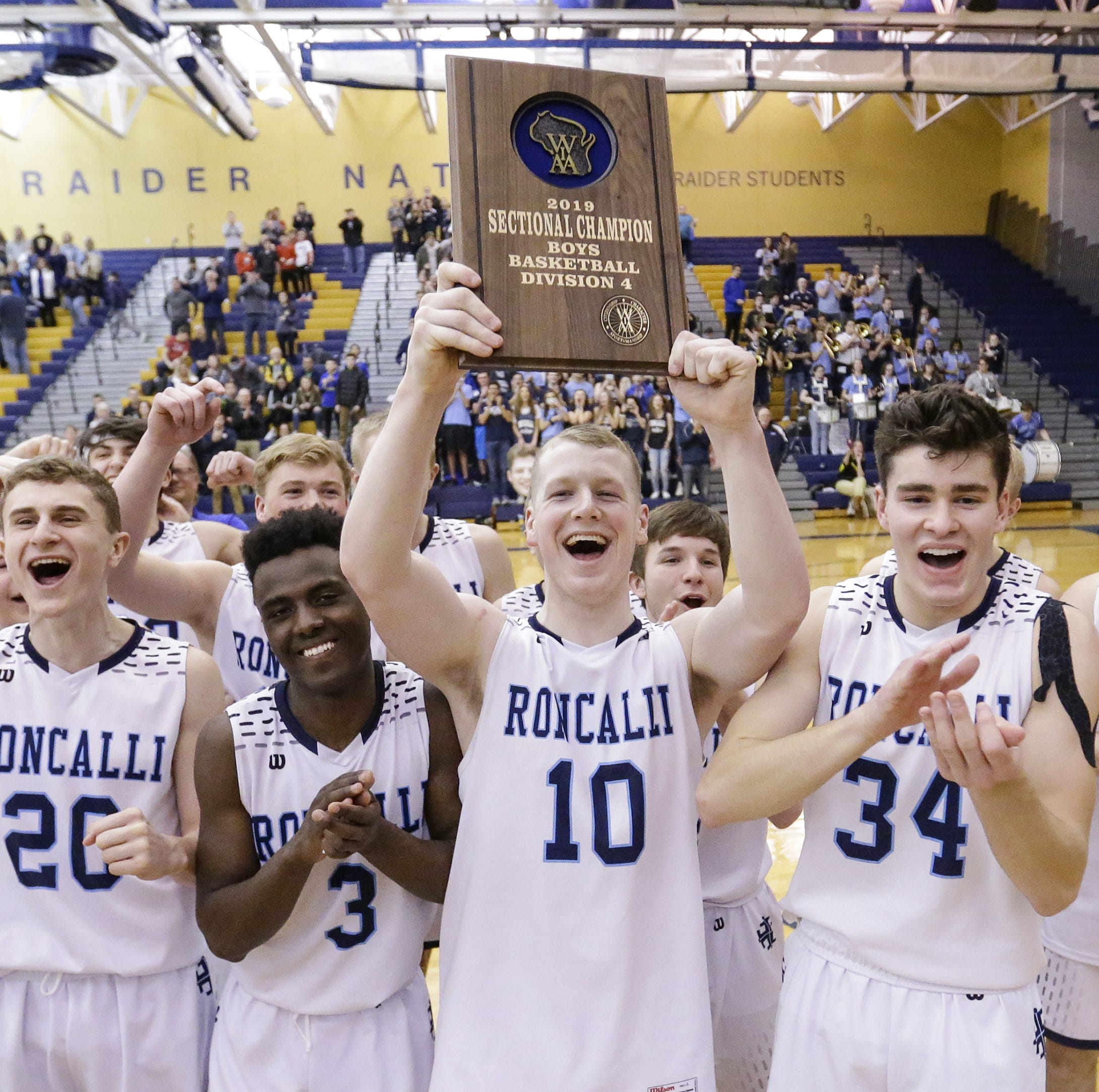 WIAA boys basketball: Roncalli routs Milwaukee Academy of Science to clinch 3rd-straight state trip
