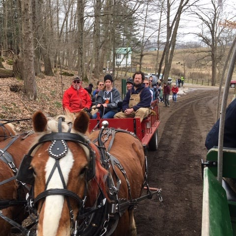 Malabar Farm Maple Syrup Festival fun for all ages