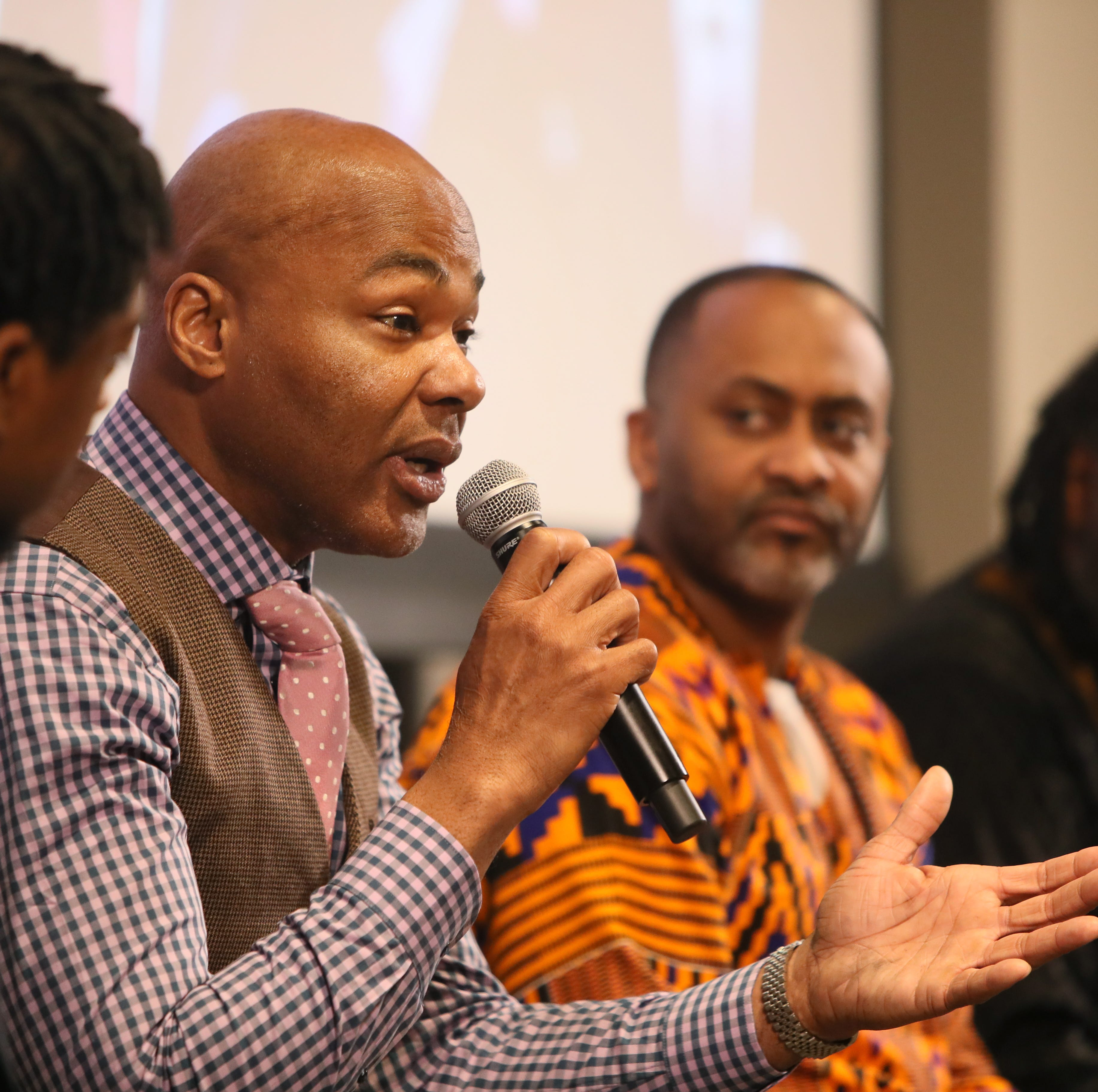Maximizing Manhood Symposium: Aiming to build support for African-American men