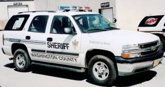 The Washington County Sheriff's Department is investigating the death of a woman struck and killed by a train Friday night.
