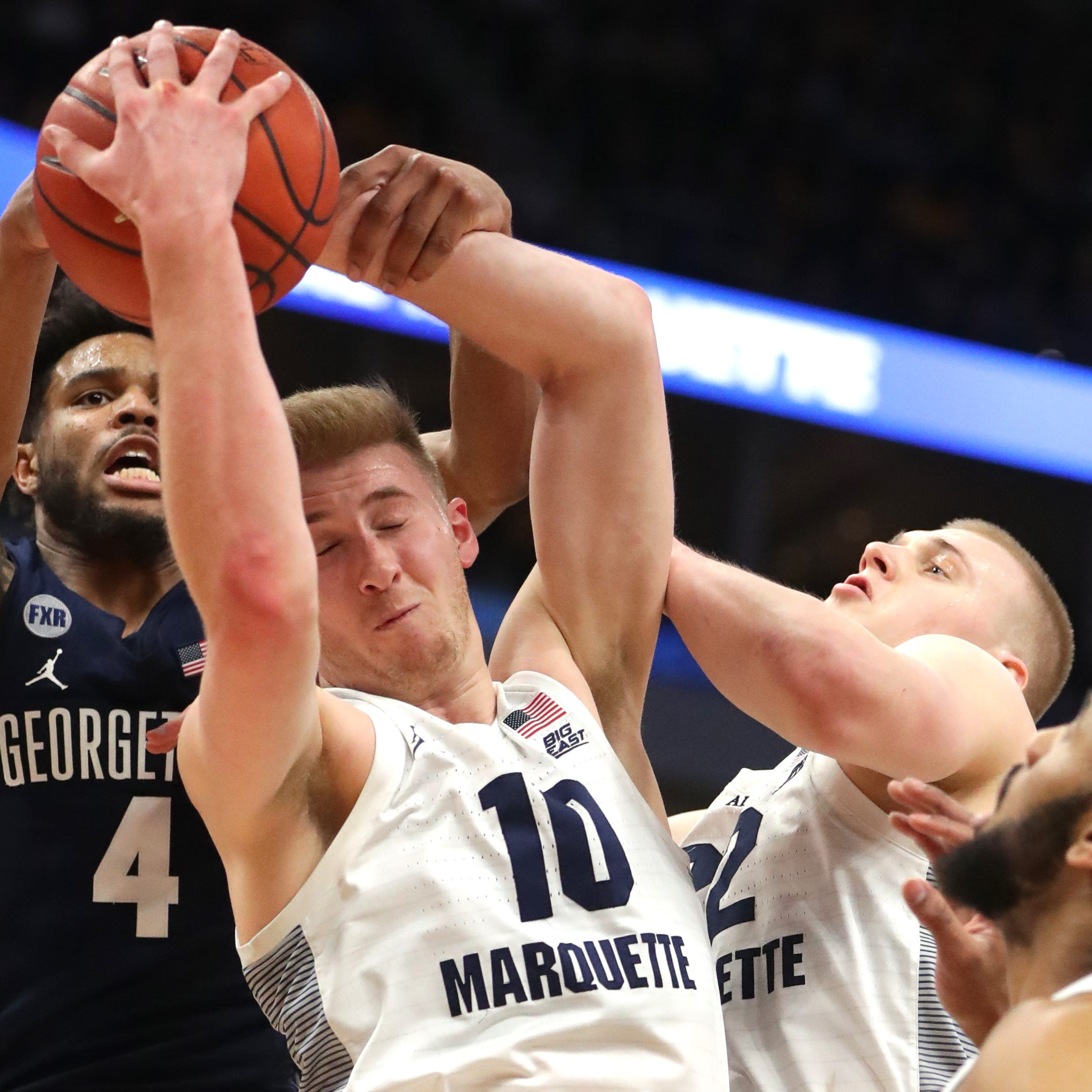 Hauser brothers transferring from Marquette