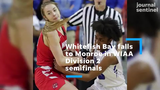 The Blues Dukes, who were making their first state appearance since 2011, lost, 59-47, to Monroe in the semifinals of the WIAA Division 2 state tournament at the Resch Center.