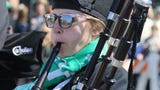Did you attend this year's St. Patrick's Day parade in Morristown?