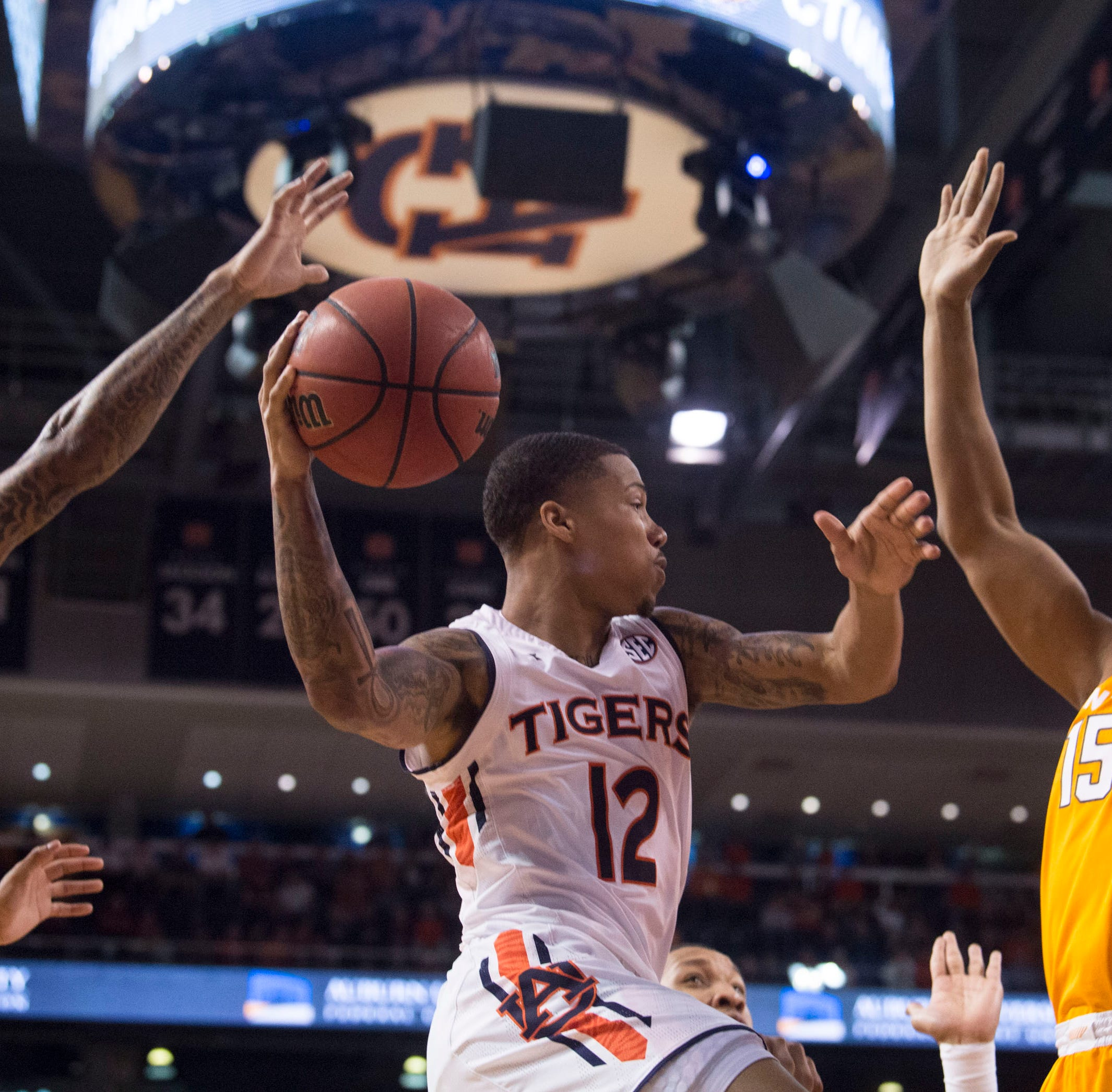 SEC Tournament 2019: How to watch Auburn vs. Missouri basketball, live stream