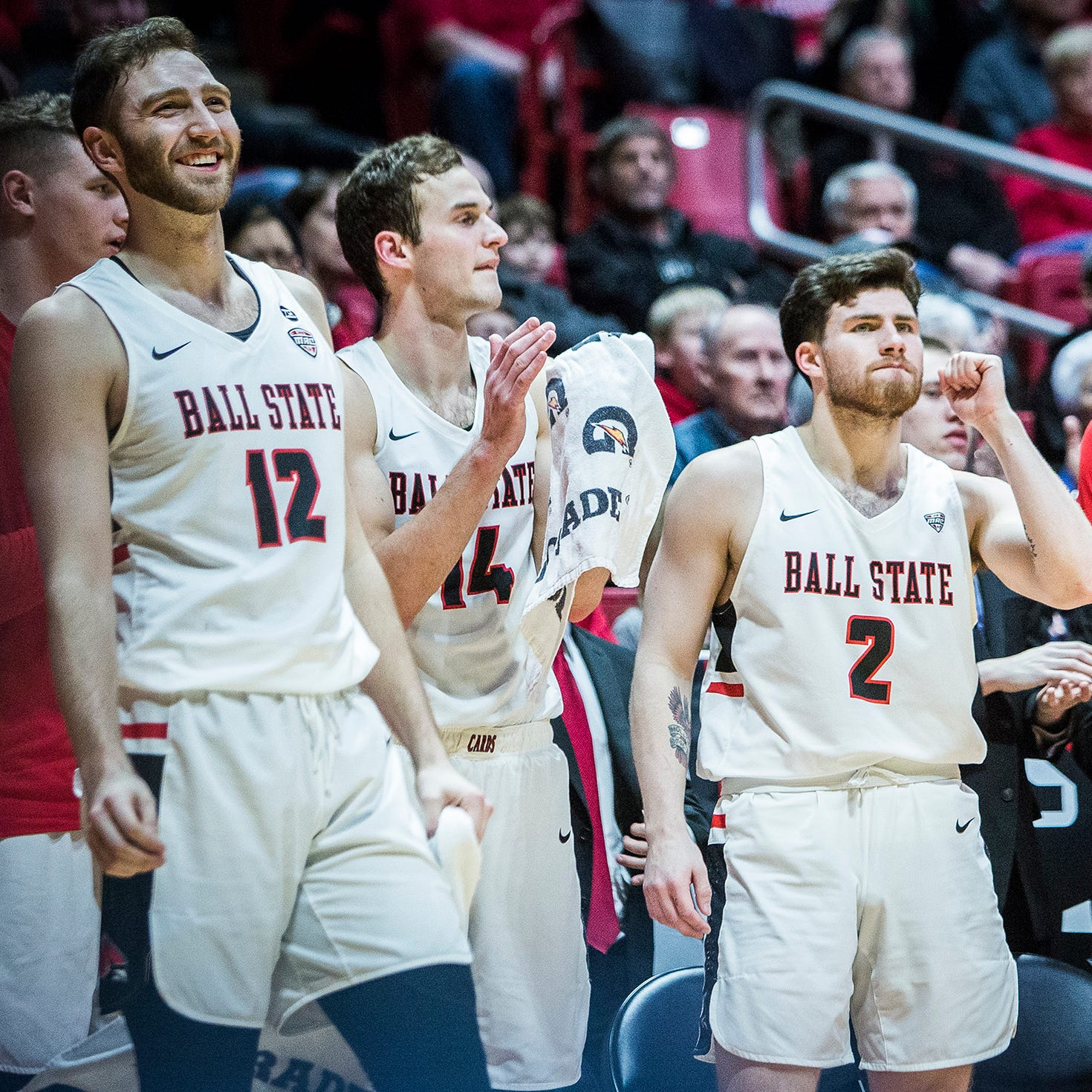 Cleveland-bound: Ball State basketball upsets Eastern Michigan in MAC Tournament