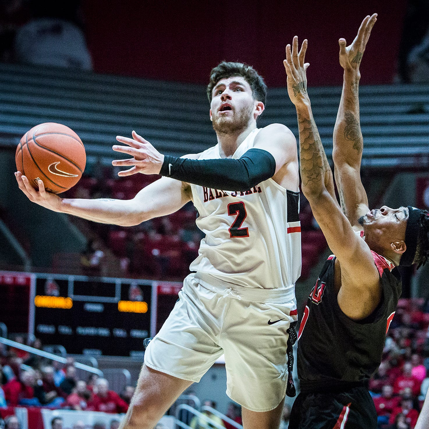 The end of an era for Ball State basketball in final home games for Tayler Persons, Trey Moses
