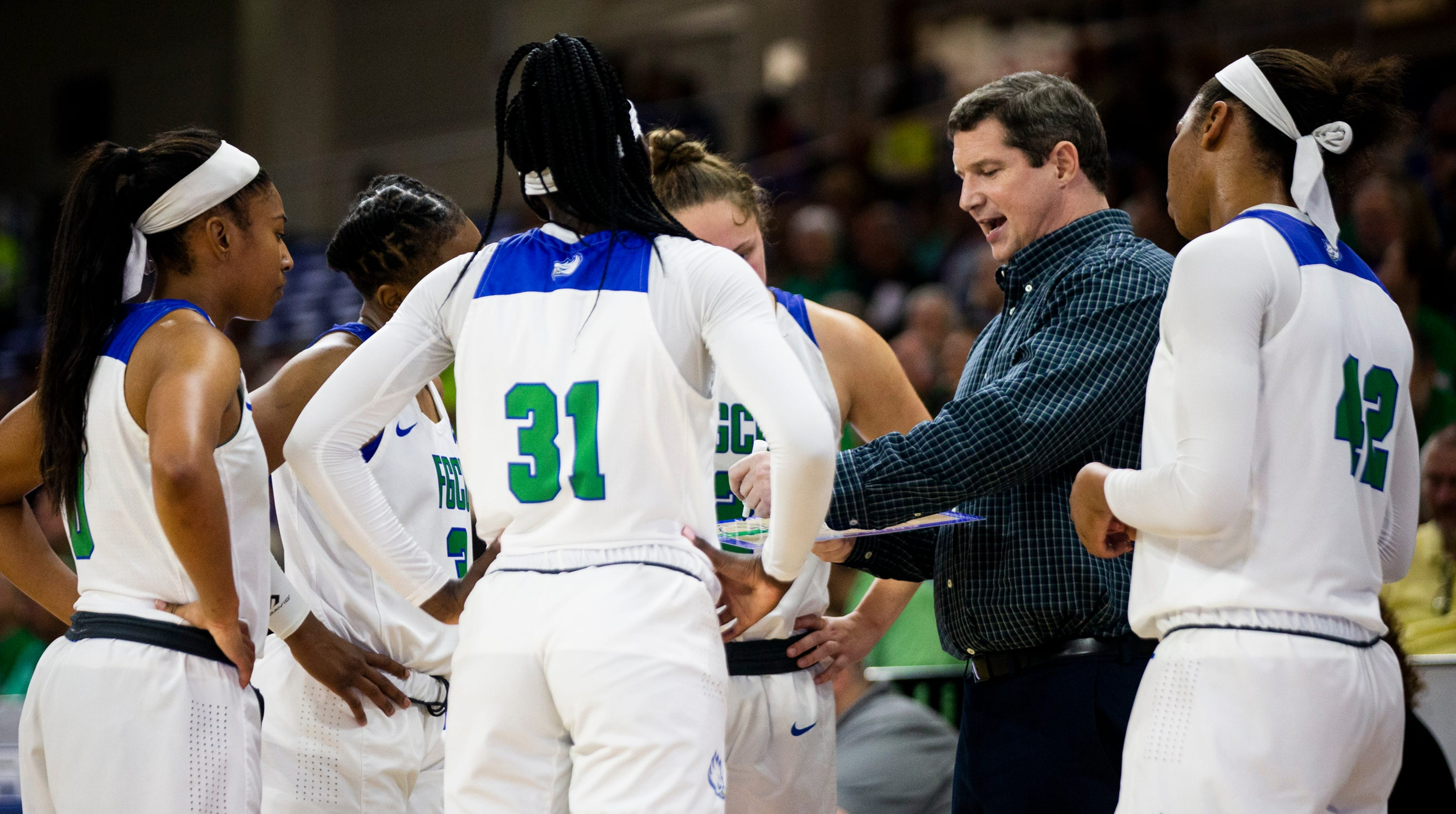 FGCU women's basketball signs home-and-home with LSU
