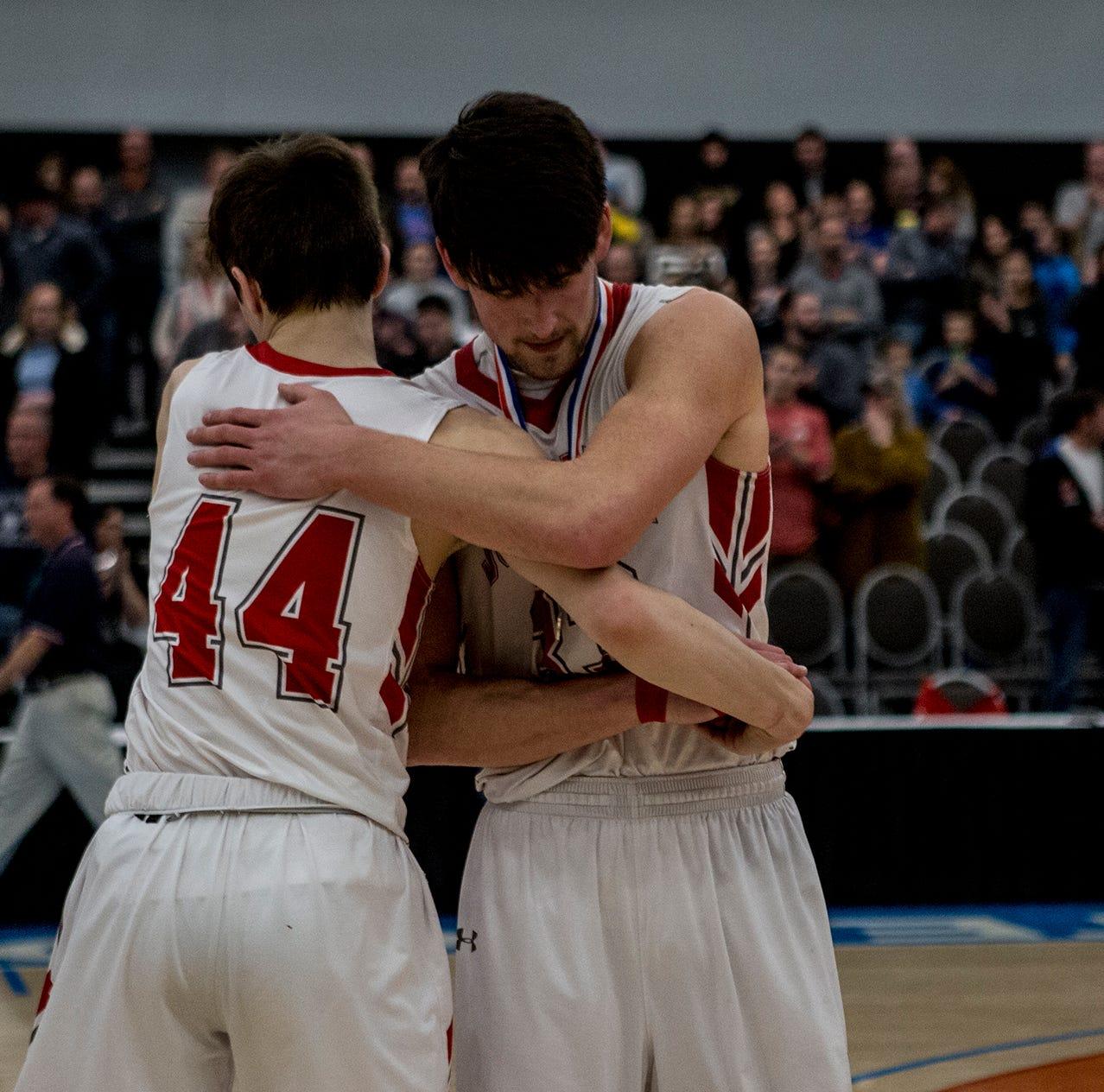 Johnstown boys basketball falls victim to Grandview Heights comeback