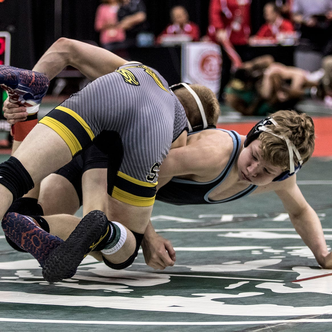 River Valley wrestlers learn lessons at state tournament