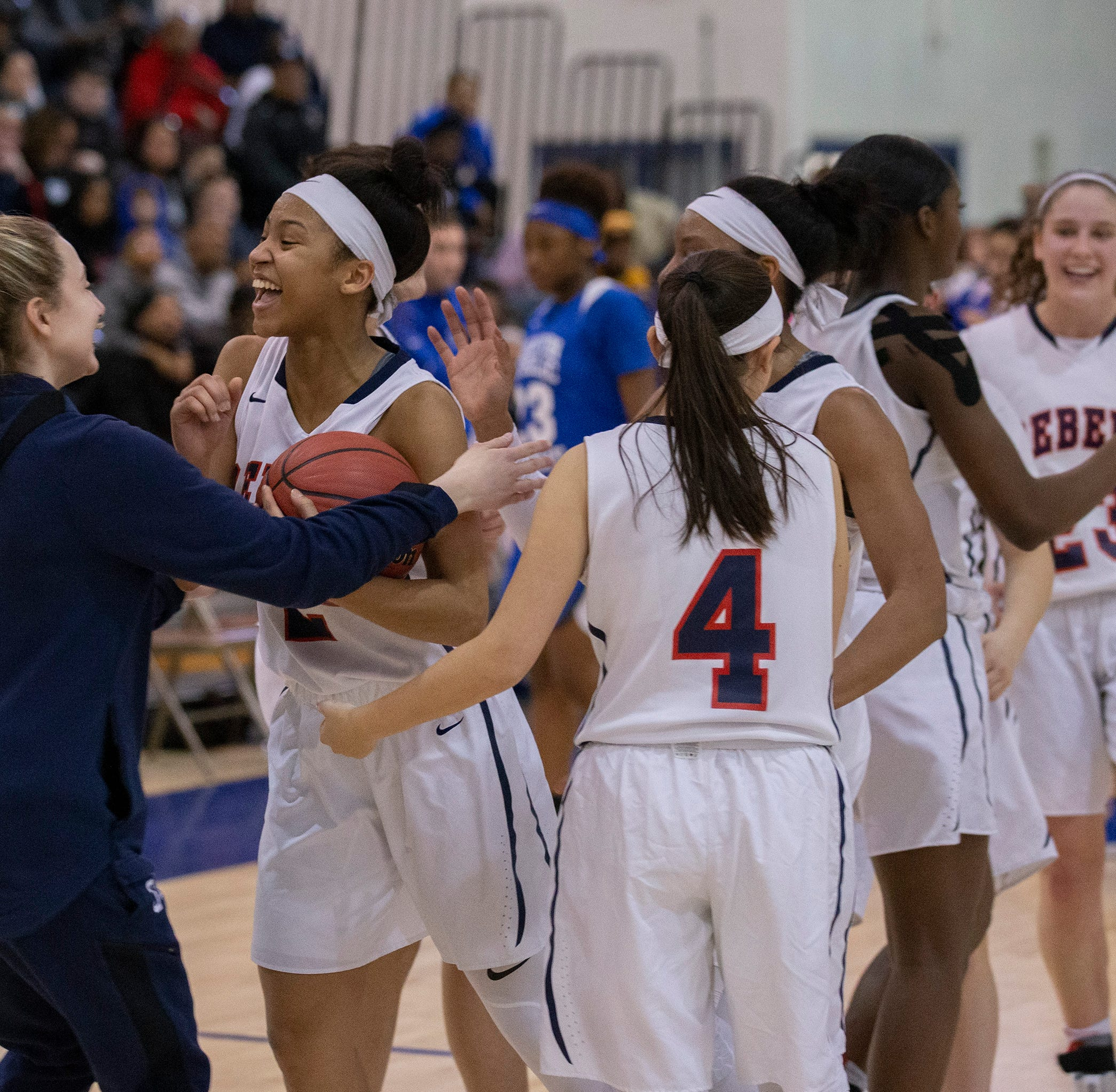 Saniah Caldwell's effort helps lift Saddle River Day to second state title in a row