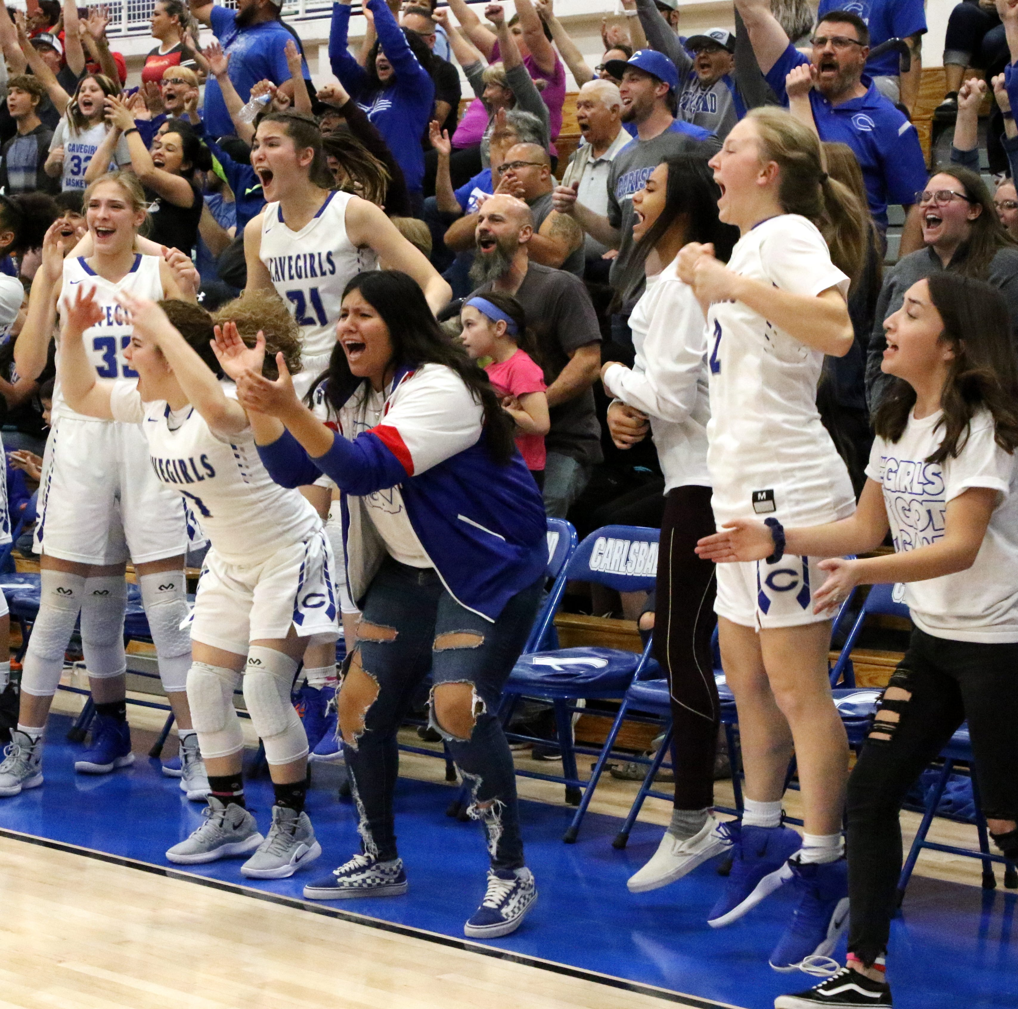 Great parity on display for NMAA in 2019 State Basketball Tournament