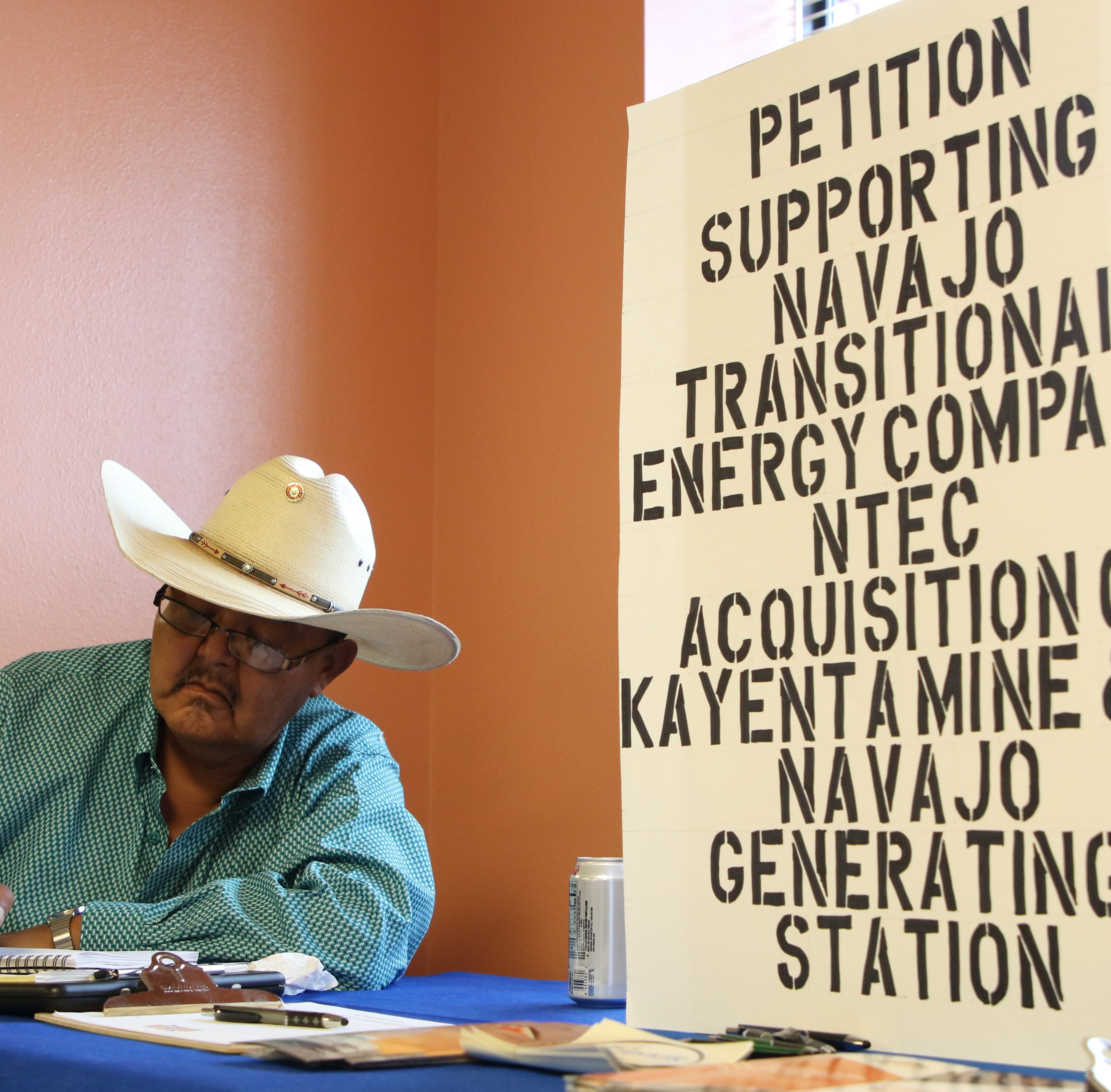 Break down in Navajo Generating Station acquisition does not curb town hall meeting
