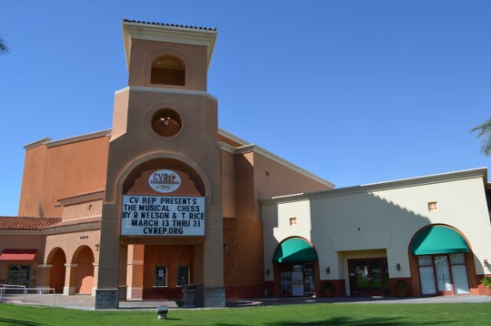 The 208-seat CVRep Playhouse in Cathedral City is the new home of the Coachella Valley Repertory.