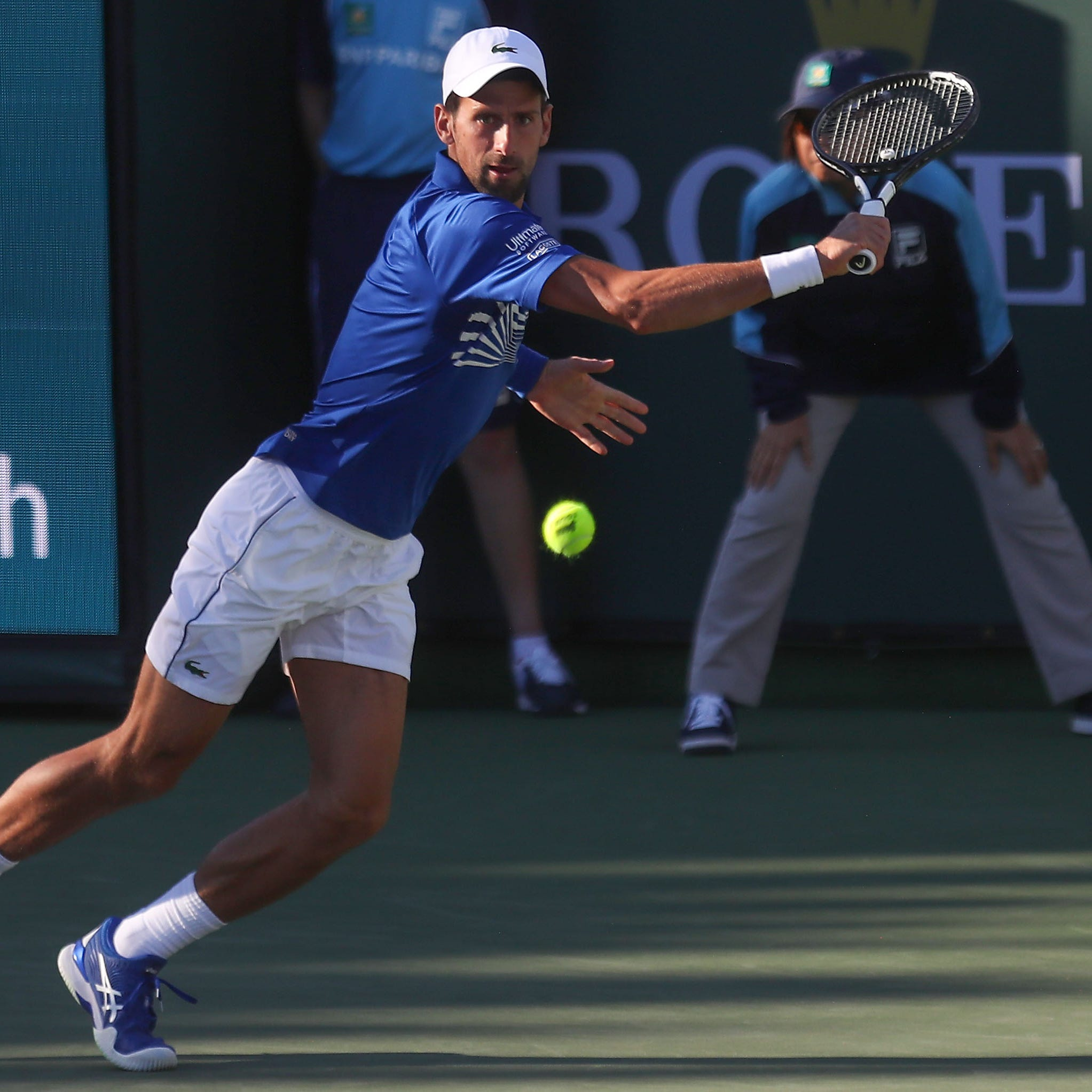 'How can anybody do that?' Rod Laver, others talk Novak Djokovic's latest surge
