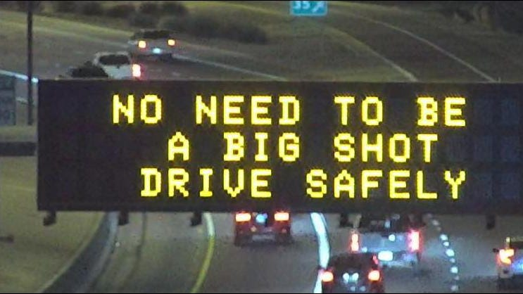 ADOT mixes Billy Joel songs with highway safety messages before Phoenix concert