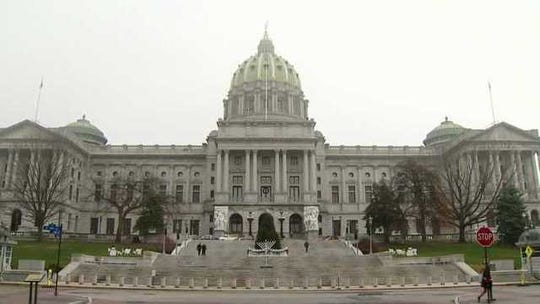 Pennsylvania Statehouse