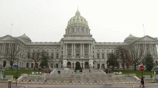Pennsylvania Statehouse