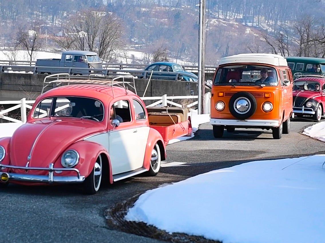 Melanie Schmuck was a huge fan of classic Volkswagen cars, Saturday, March 9, 2019.