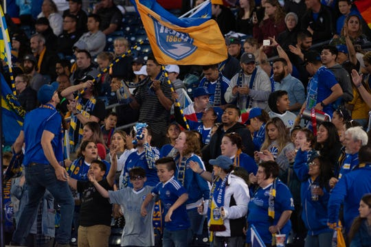 Reno 1868 FC opens the season at home Saturday against Orange County at Greater Nevada Field.