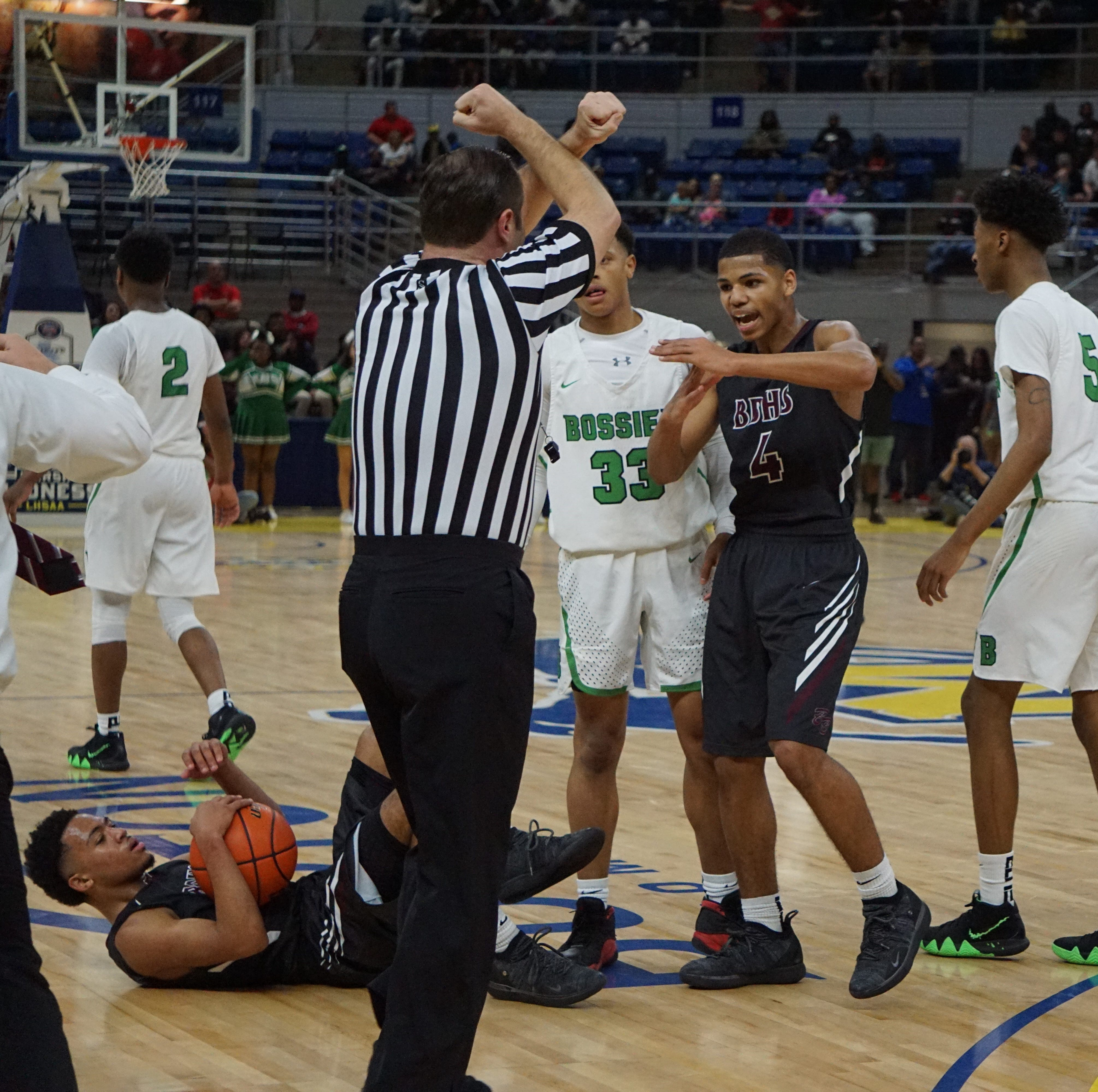 Fouled out: Bossier ousted in 4A title game