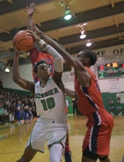 Bossier dropped the Class 4A state title game to Breaux Bridge on Friday