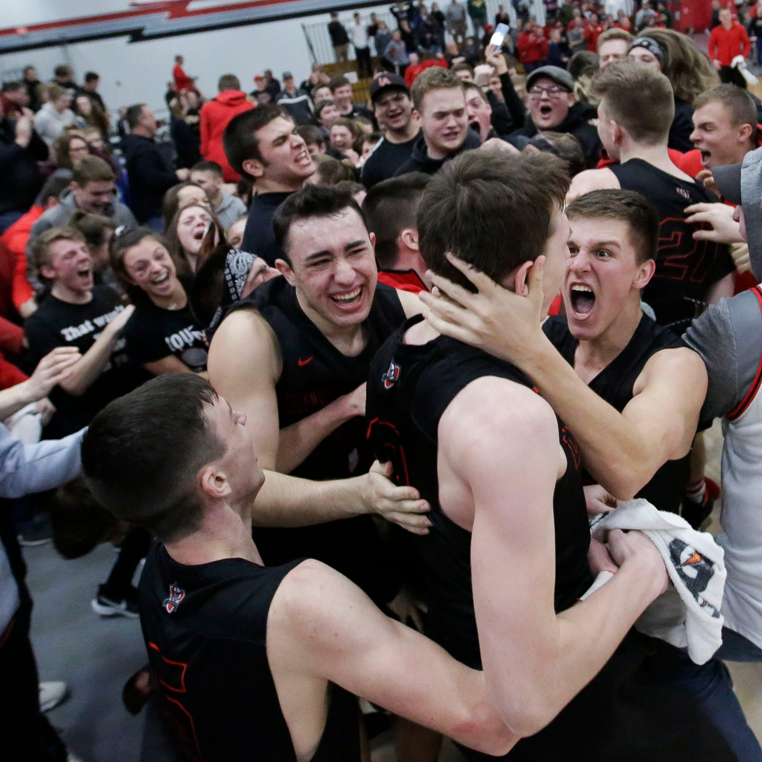 WIAA state basketball: Lourdes Academy returns to Madison for first time since 2012