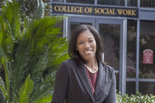 Jessica Pryce, director, Florida Institute for Child Welfare, Florida State University
