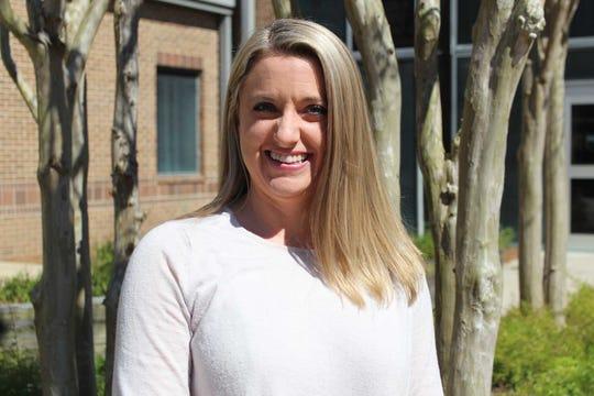 TCC Professor and program chair Amy Bentley.