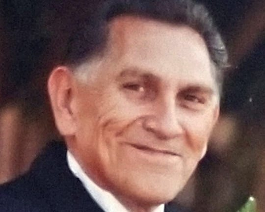 This 2009 photo provided by Catherine Quintana shows her father, Ernest Quintana, in Fremont. The California family is devastated that 78-year-old Ernest Quintana was told on Sunday he didn't have long to live by a doctor appearing on a robot's video screen.