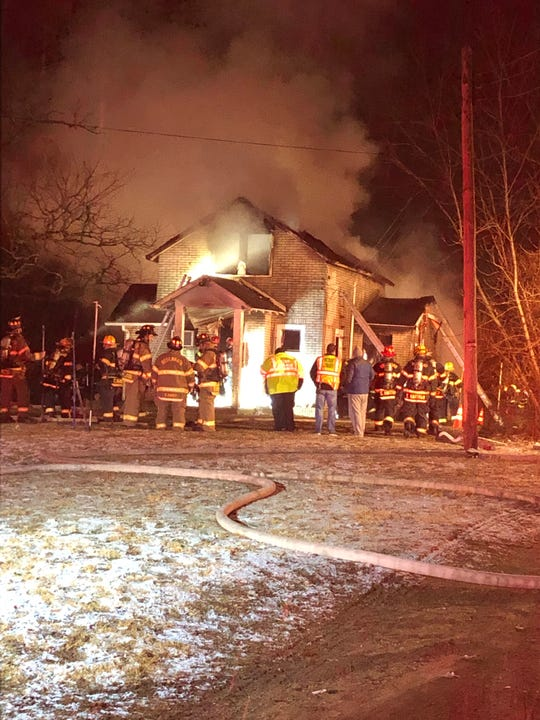 The cause of a fire in the 2400 block of South West Boulevard in Vineland remains under investigation. March 8, 2019