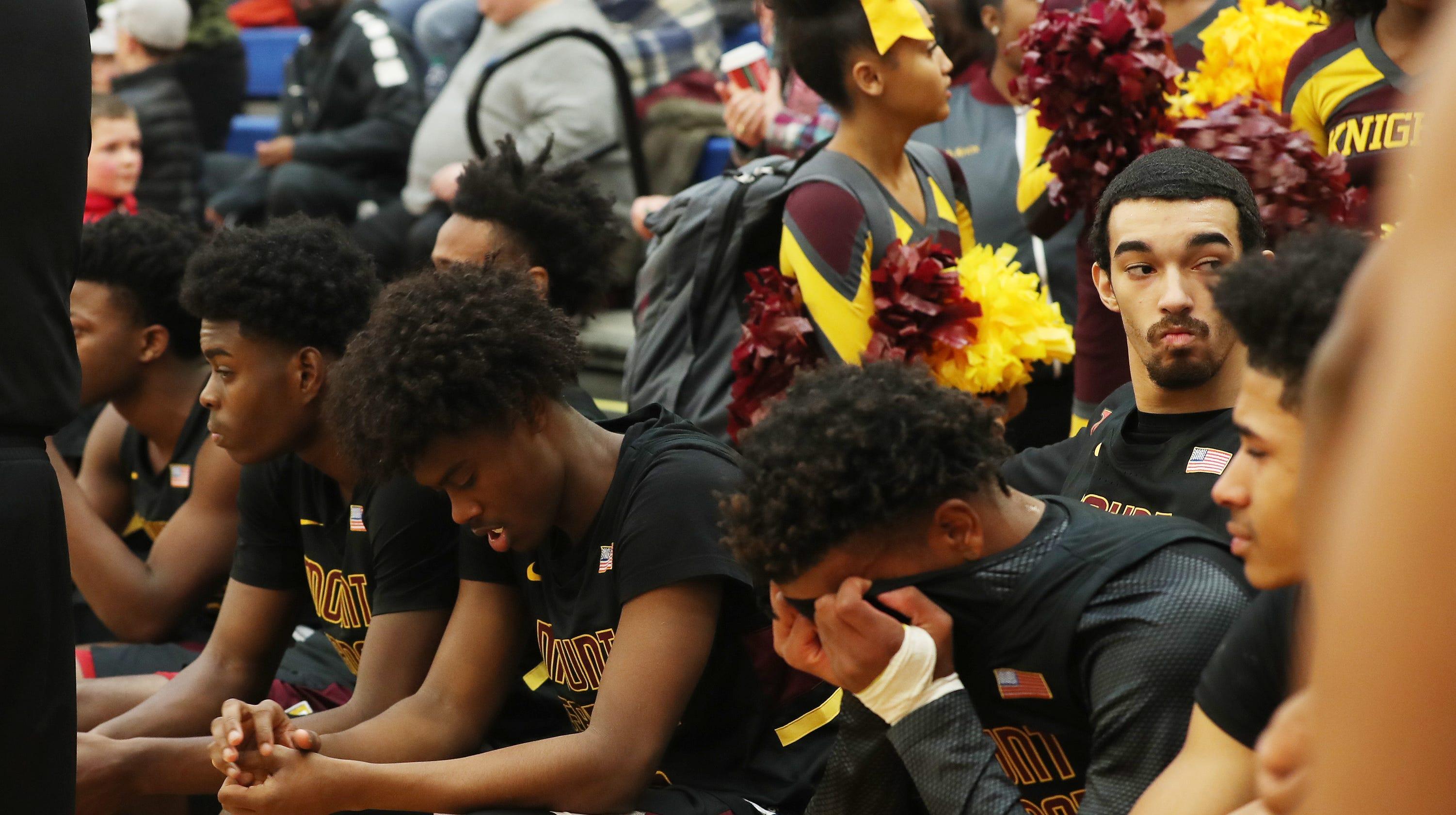 Boys Basketball: Kingston Routs Mount Vernon In 'AA