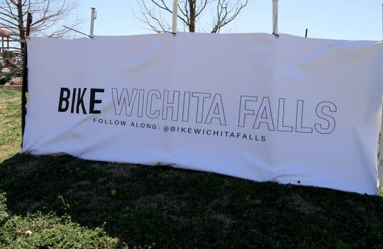 Bike Wichita Falls hosted Bike and SeekSaturday, March 9, 2019, at Lake Wichita to promote safe bike riding.