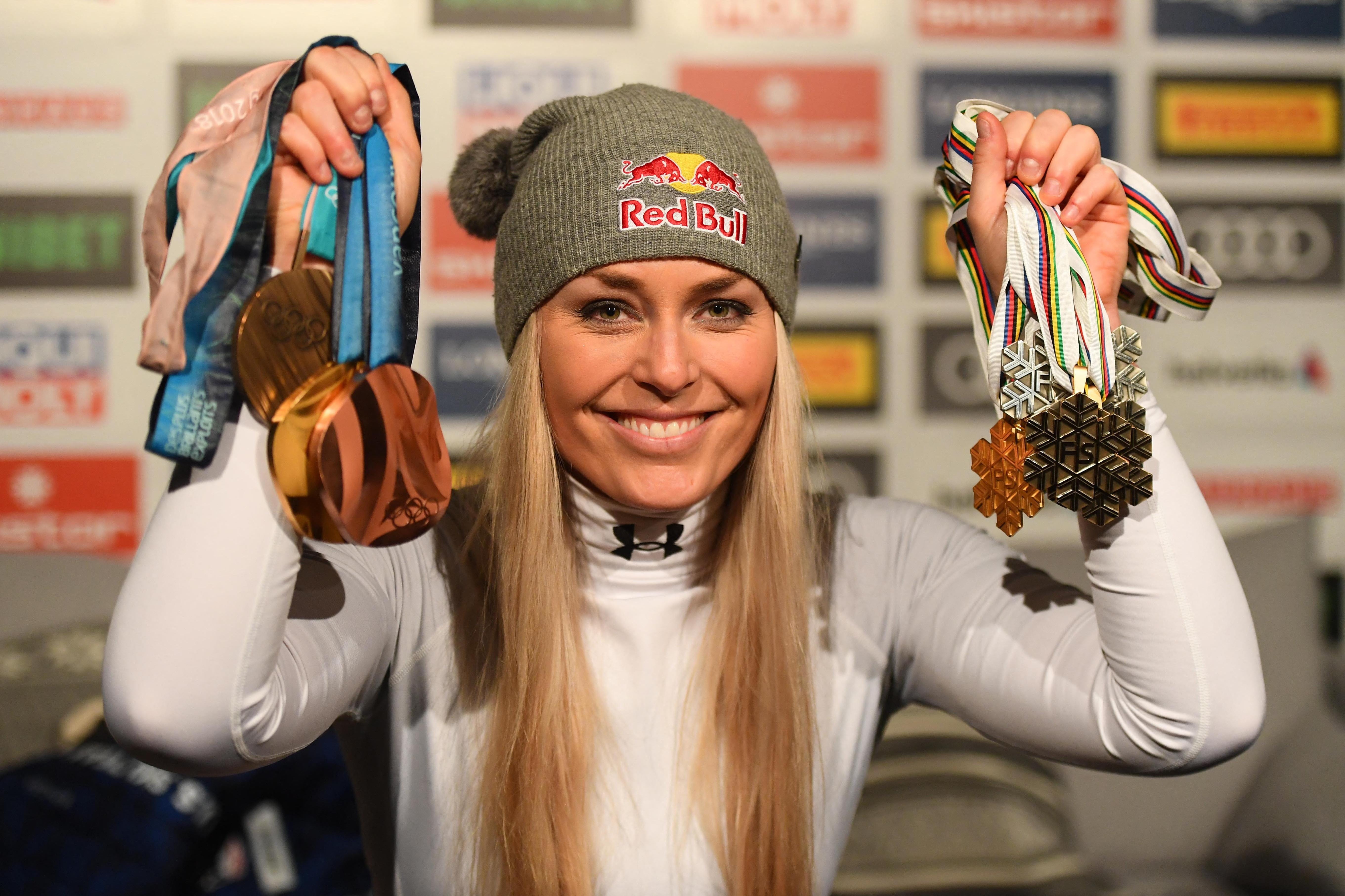 Lindsey Vonn to appear in Sports Illustrated Swimsuit Issue