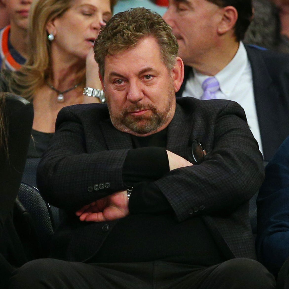 New York senator threatens MSG's tax breaks after James Dolan lashes out at Knicks fan
